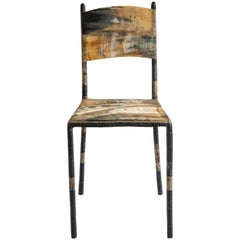 Contemporary Horn Chair by Balla N'iang, 2018