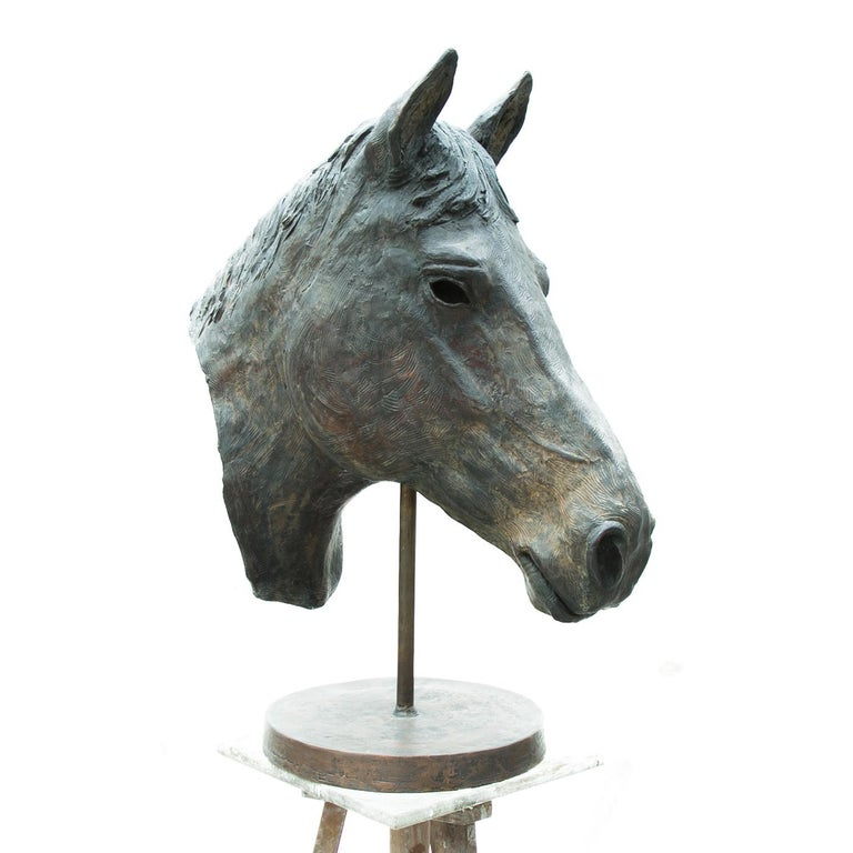 Modern Horse Sculpture For Sale