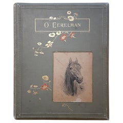 Horses and Dogs by Eerelman, 1895