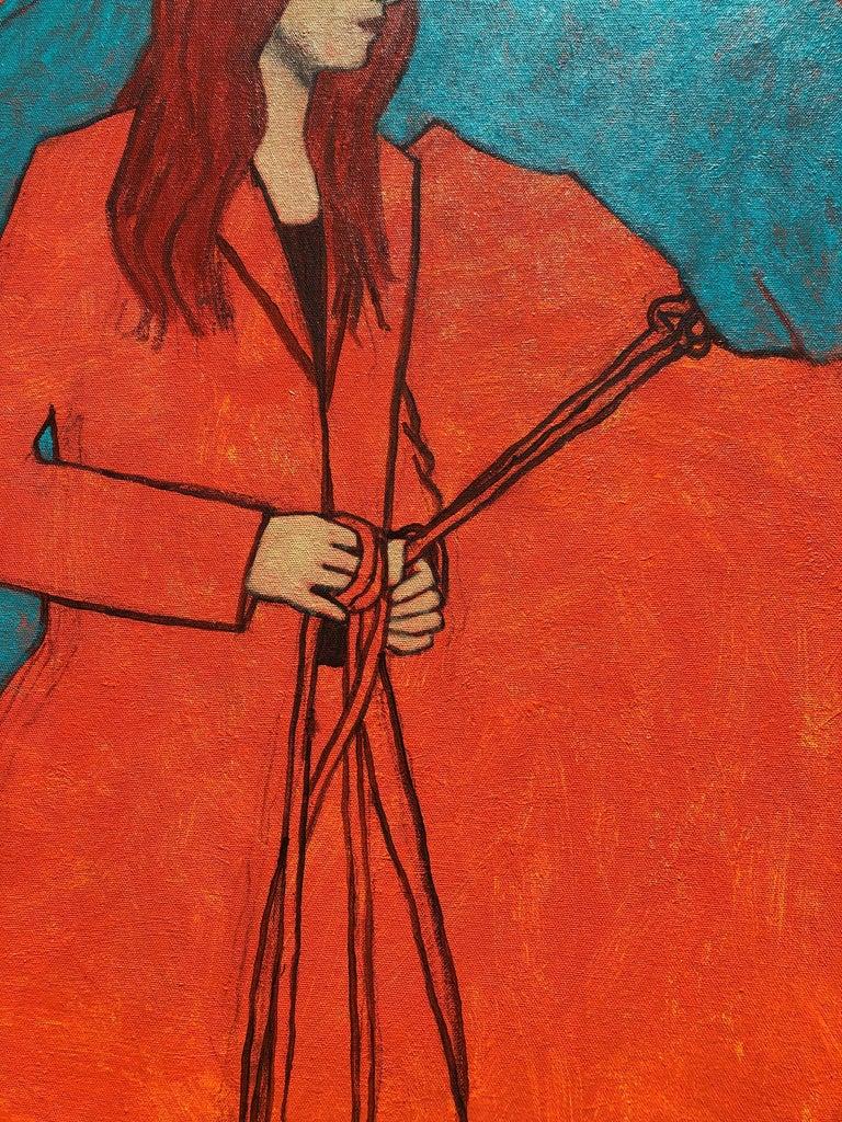 James Strombotne, painting