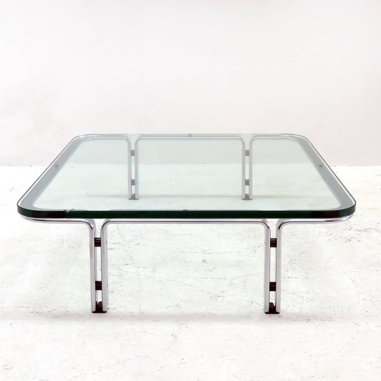 Mid-Century Modern Horst Brüning Coffee Table for Kill International, 1960s For Sale