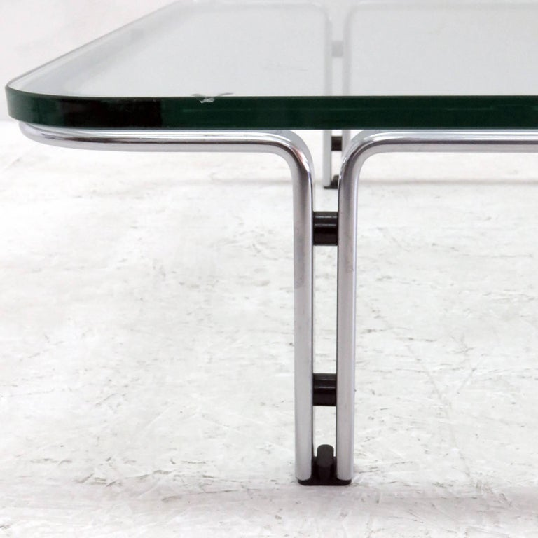 Mid-20th Century Horst Brüning Coffee Table for Kill International, 1960s For Sale