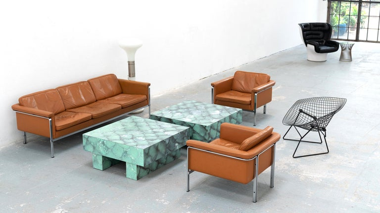 Horst Brüning - Lounge 3-seat sofa for Kill International, 1967 Germany 