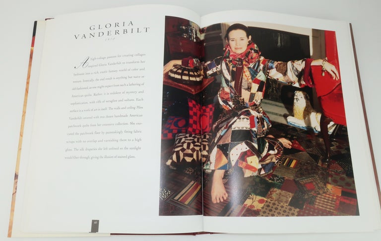 Horst Interiors Coffee Table Book, 1993 For Sale 5