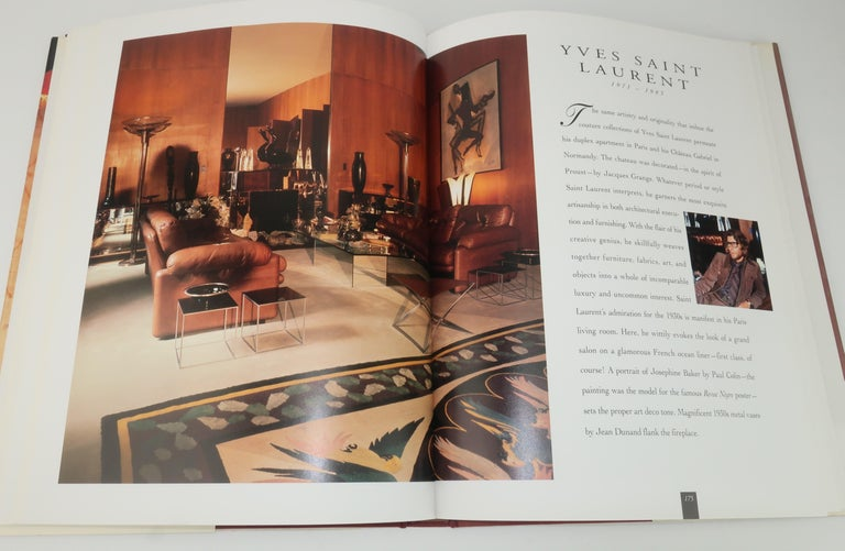 Horst Interiors Coffee Table Book, 1993 For Sale 7