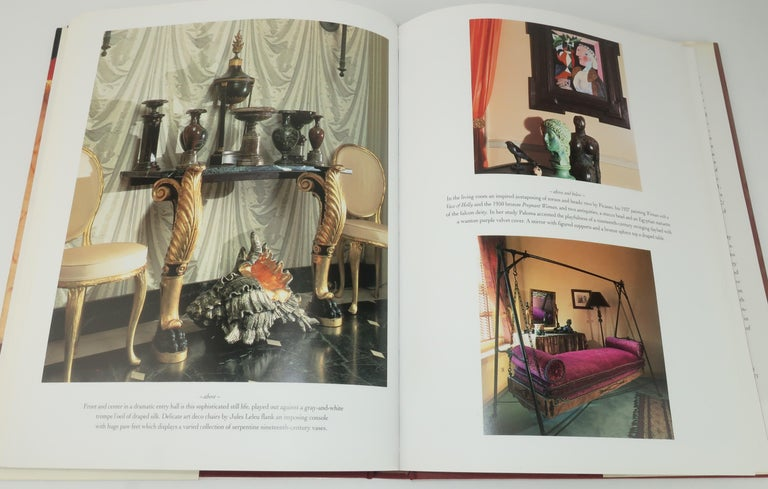 Horst Interiors Coffee Table Book, 1993 For Sale 9