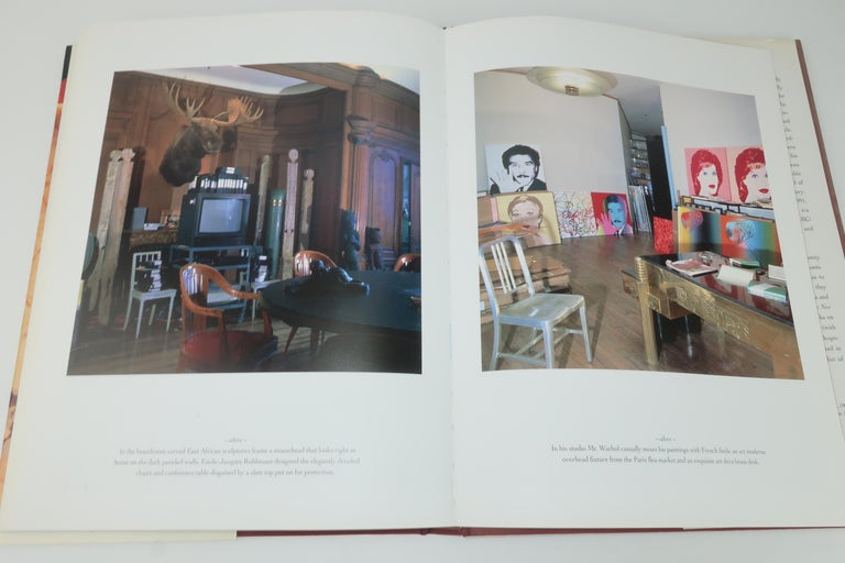 Horst Interiors Coffee Table Book, 1993 For Sale 10