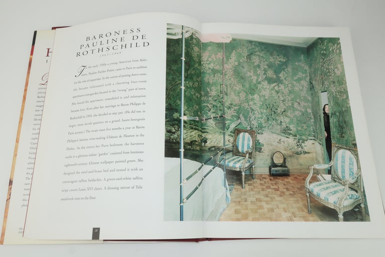 Horst Interiors Coffee Table Book, 1993 For Sale 2