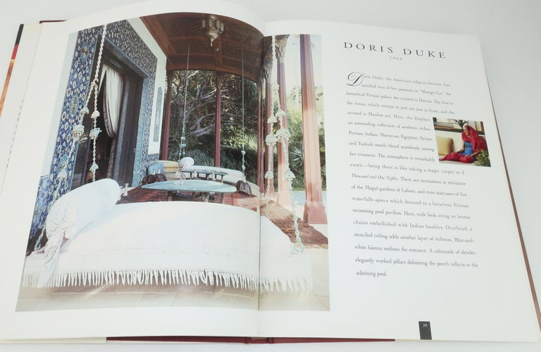 Horst Interiors Coffee Table Book, 1993 For Sale 3