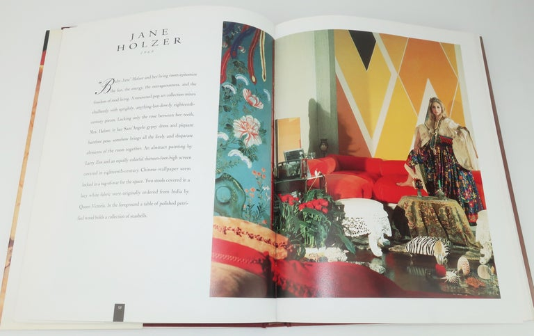Horst Interiors Coffee Table Book, 1993 For Sale 4
