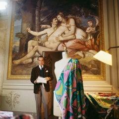 Around That Time - Emilio Pucci, 1964, Large Archival Pigment Print