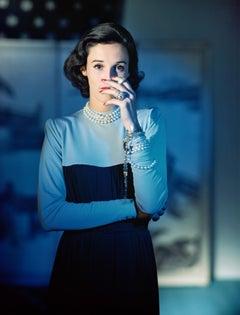 Barbara 'Babe' Cushing Mortimer Paley, Dress by Traina-Norell, 1946 Small