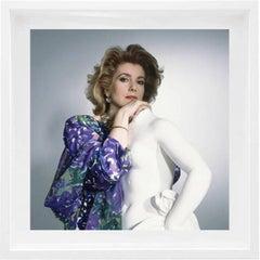 Portraits - Catherine Deneuve, France, 1984,  Mounted & Framed