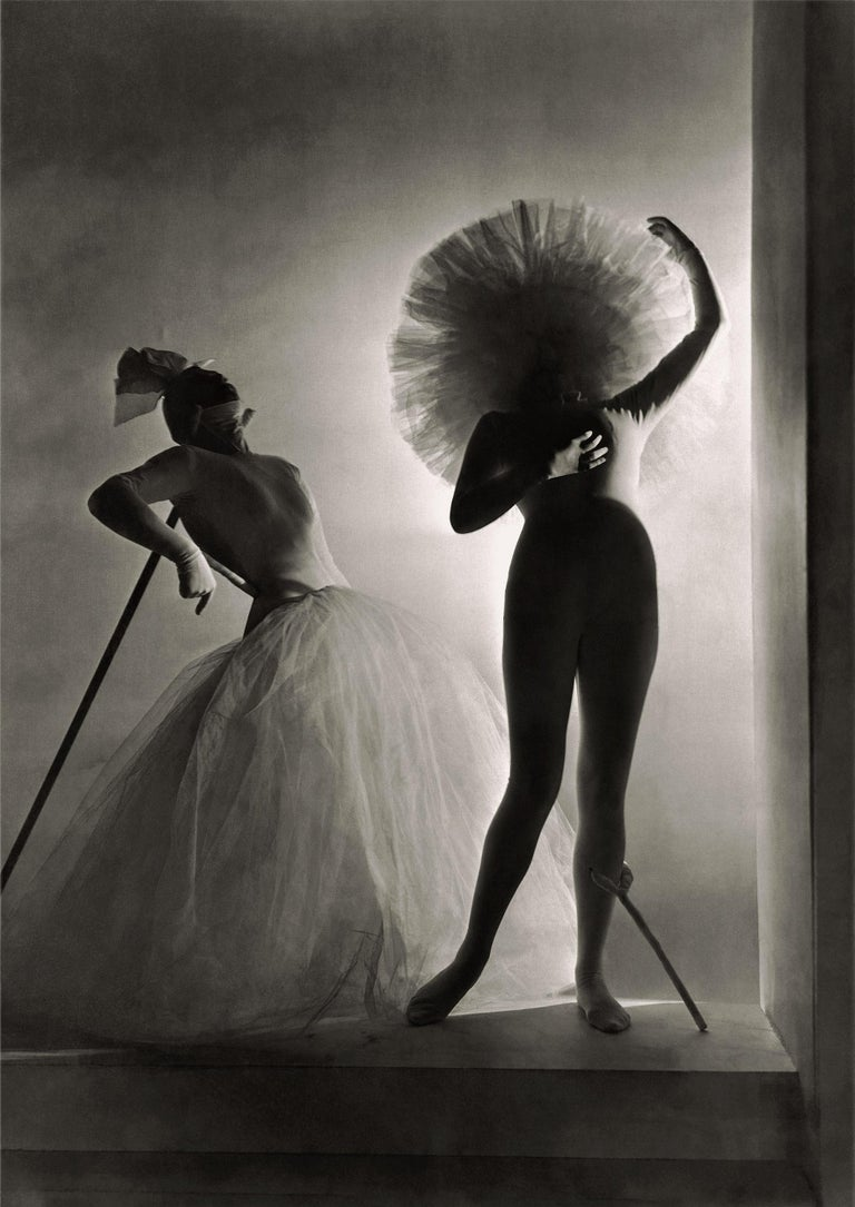 Horst P. Horst Black and White Photograph -  Classics - Dali Costumes, 1939, Large, Archival Pigment Print