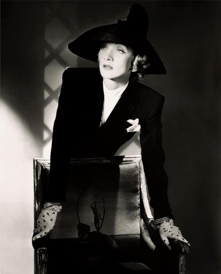 Horst P. Horst Portrait Photograph -  Classics - Marlene Dietrich, 1942 II, Large