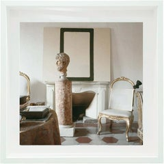 Cy Twombly in Rome 1966 - Untitled #12