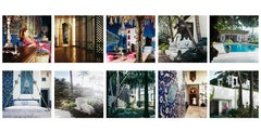 Doris Duke, Shangri La. Portfolio. 10 archival pigment prints encased in box