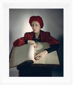 Portraits - Edith Sitwell, 1948 (Mounted & Framed)