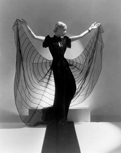 Spider Dress: Helen Bennett, Advertising for Bergdorf Goodman, VOGUE Paris