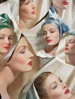 Fashion in Colour - Susann Shaw, 1943, Small Color Photograph