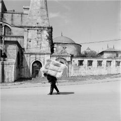 Istanbul - Untitled #4, 1954, Black and White Photograph, Printed 2018