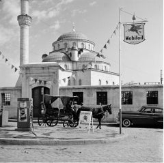 Istanbul - Untitled #5, 1954, Black and White Photograph, Printed 2018