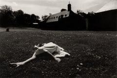 Untitled (Woman Lying in a Field)
