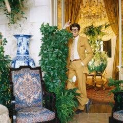 Yves Saint Laurent, Normandie, 1983 - Untitled #1, LargeX Archival Pigment Print