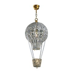 Hot Air Balloon Crystal Chandelier by Banci