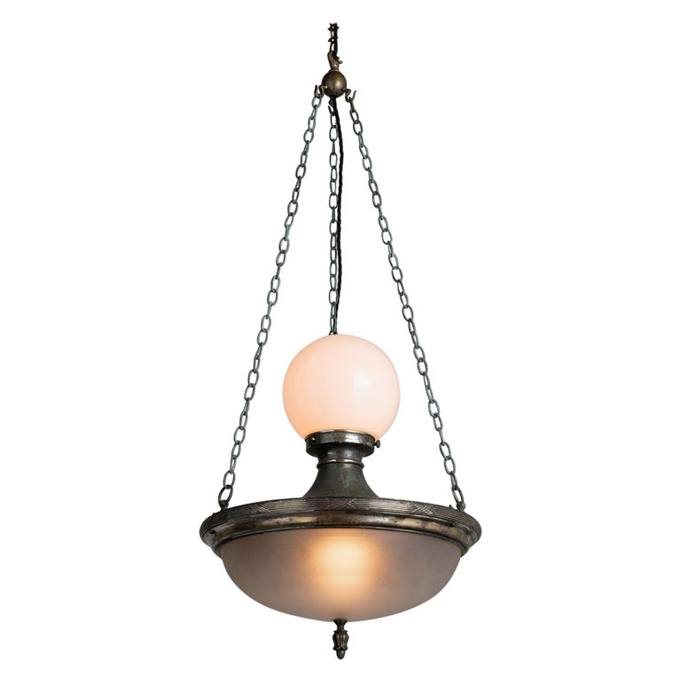 Hotel Lobby Suspension Lamp For Sale