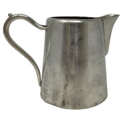 Hotel Silver Pitcher