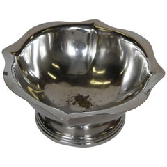 Hotel Silver United States Navy Serving Bowl