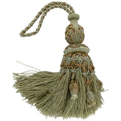 Houles of Paris Passmenterie Hand Tied Tassel