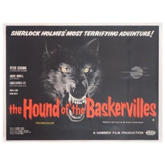 Hound of the Baskervilles, The '1959' Poster