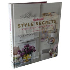 """House Beautiful Style Secrets"" Book"