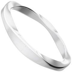 L'eau de Marée 18K Gold / Platinum Ring, Wedding Band by House New York