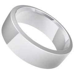 Sommet 18K Gold / Platinum Bold Ring, Wedding Band by House New York