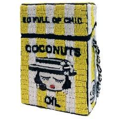 House of Muamua coconuts cigarette bag