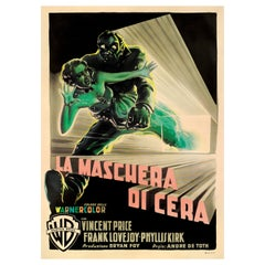 House of Wax / La Maschera di Cera