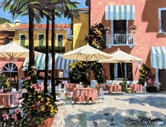 INN AT LAKE GARDA (EMBELLISHED)