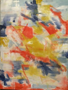 Awakening No 1, Painting, Oil on Canvas