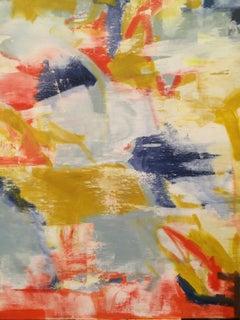Awakening No 2, Painting, Oil on Canvas