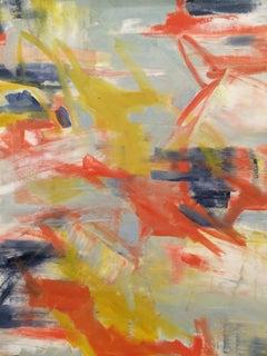 Awakening No 4, Painting, Oil on Canvas