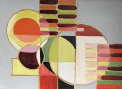 Balance, Painting, Oil on Canvas