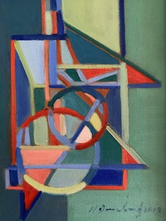 Convergence, Painting, Oil on Canvas