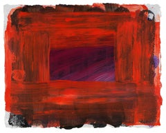 Dawn - Howard Hodgkin, Abstract prints, Etching, Print, Contemporary print.