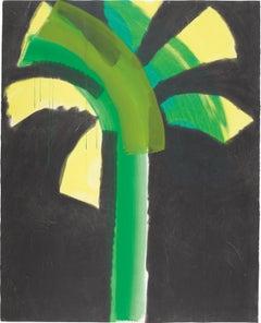 Night Palm - Howard Hodgkin, Intaglio, Print, Contemporary Art, Abstract Art.