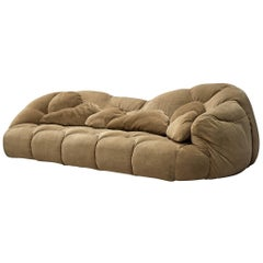 Howard Keith 'Cloud' Sofa in Cedar Brown