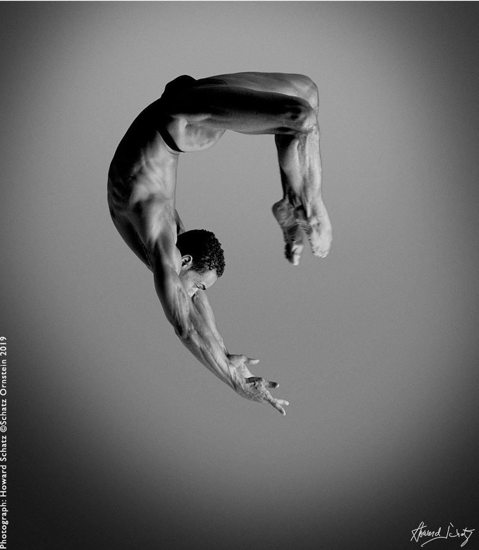 Dance Study 1207 (Alvin Ailey Dance Theatre, Richard Witter)