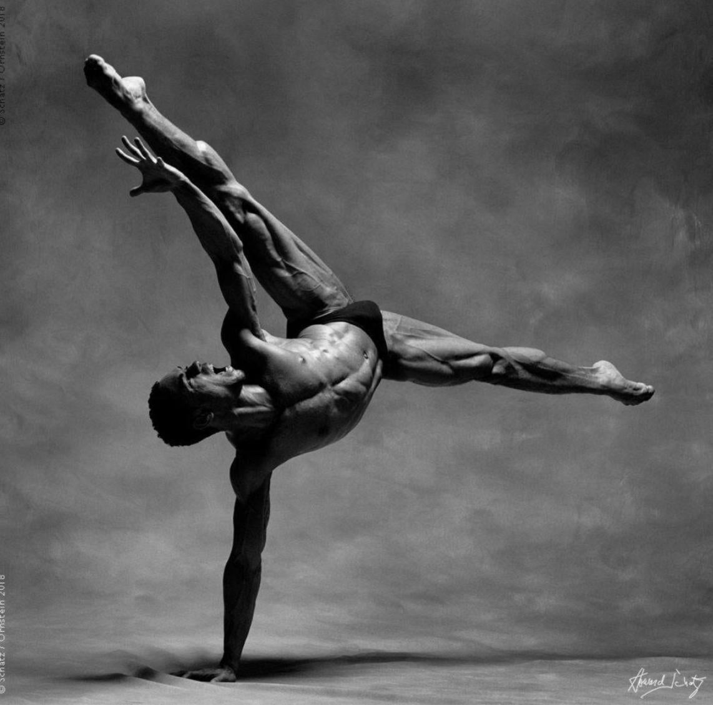 Dance Study 1211 (Alvin Ailey Dance Theatre, Richard Witter)